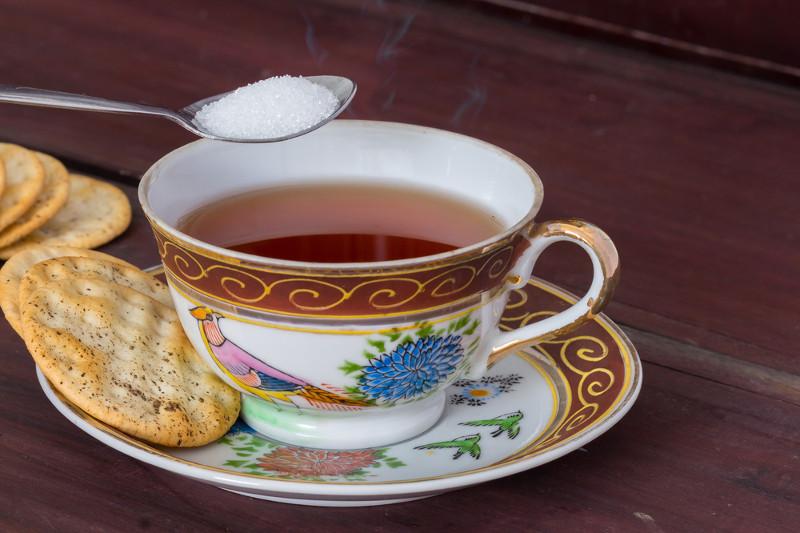Чай с сахаром рецепт