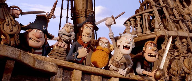 Пираты. Банда неудачников