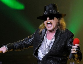 Guns N' Roses And Sebastian Bach Perform At The Joint At The Hard Rock Hotel & Casino