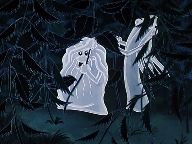 Страшные мультфильмы детства современных родителей