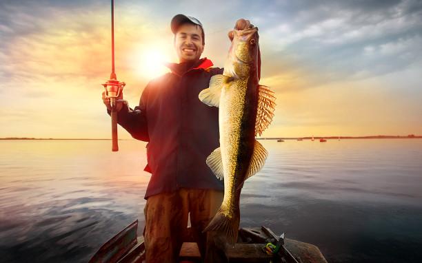 рыболовное хобби