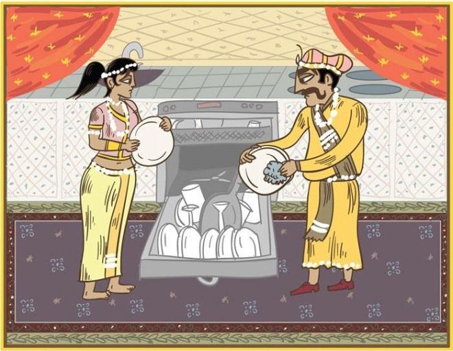Камасутра для женатых с детьми