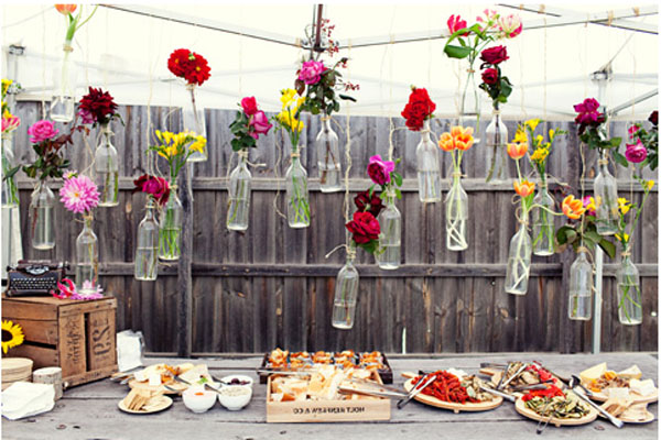 14 - diy_outdoor_wedding_decoration_nature_themed_wedding_decorations_