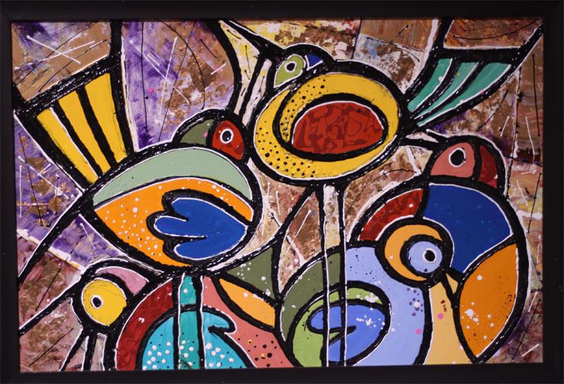 Клитор в картинах художников разных времен