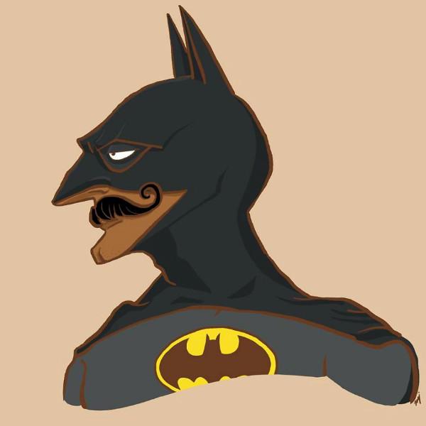 Супергерои в Болливуде. Бэтмэн