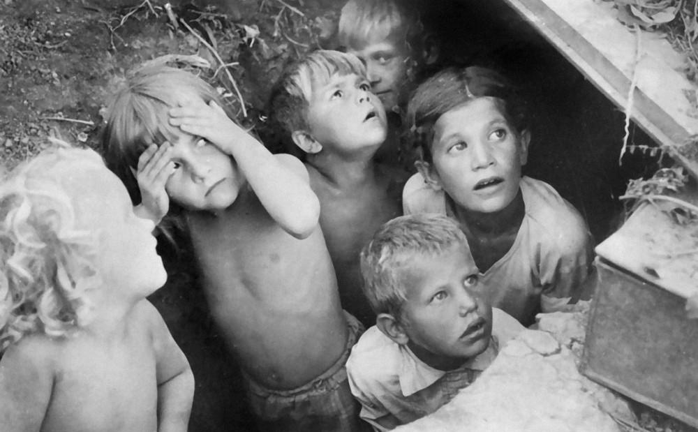 Факты из истории Второй Мировой войны