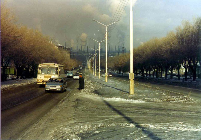 Дзержинск Россия