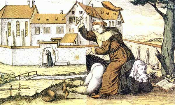 Секс в тюрьмах средние века