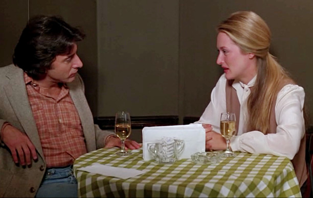 "Кадр из фильма ""Крамер против Крамера""."