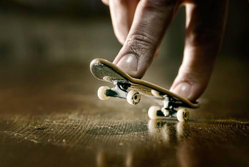 fingerbord