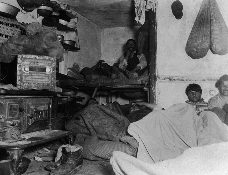 Five Cents A Night