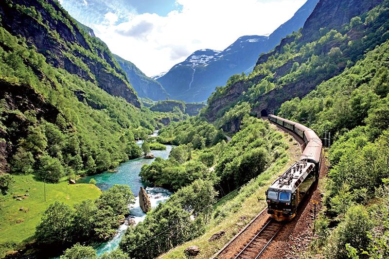 Flam-Railway