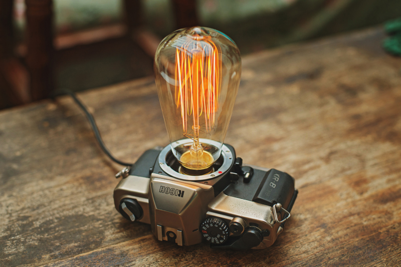лампа фото