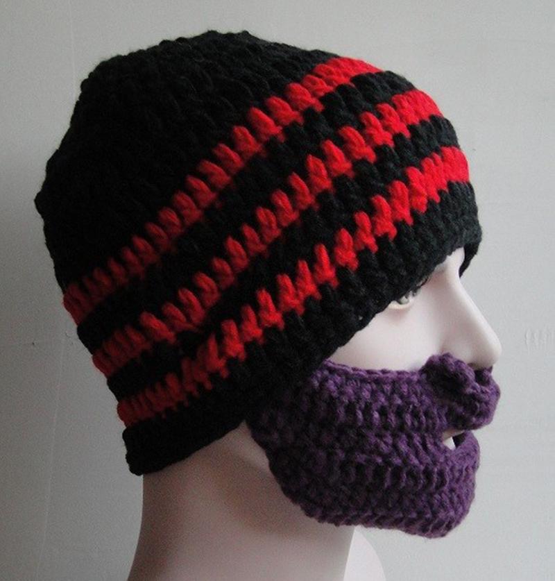 шапка борода