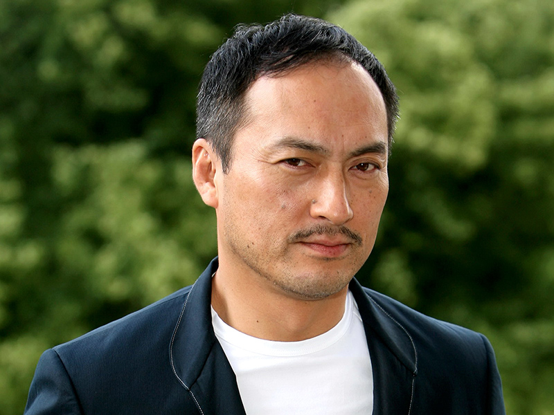 LONDON - JUNE 17:  Ken Watanabe poses on 17 June 2008, before the Release of Shanghai, a new film cuurently being filmed in London, England  (Photo by Tim Whitby/Getty Images)