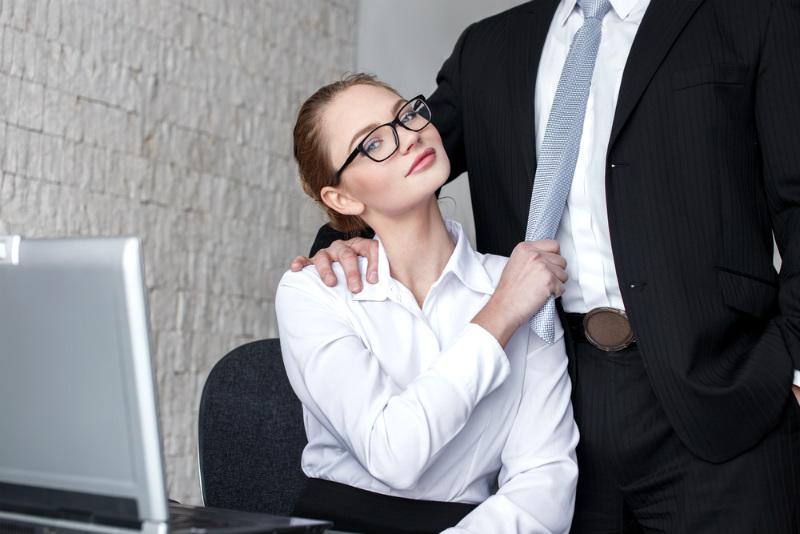 Видео секса офисных работников