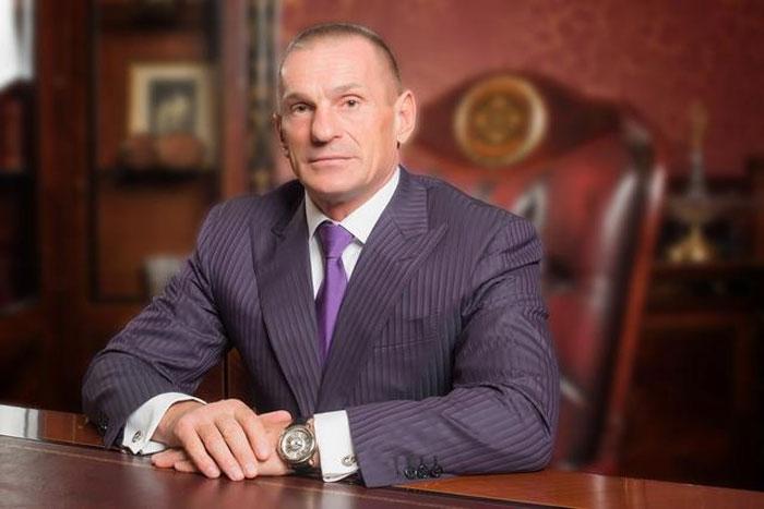 """Основатель и гендиректор ГК """"ЮгСтройИнвест"""" Юрий Иванович Иванов"""