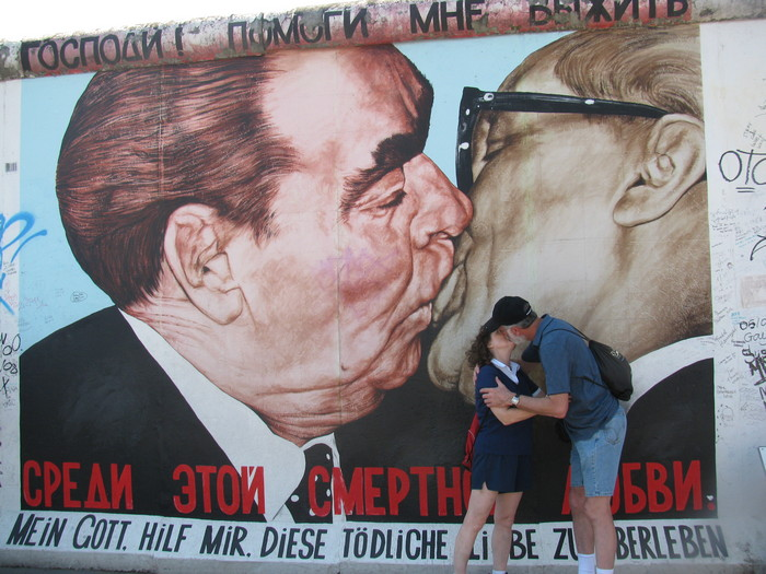 10 малоизвестных фактов о Берлинской стене