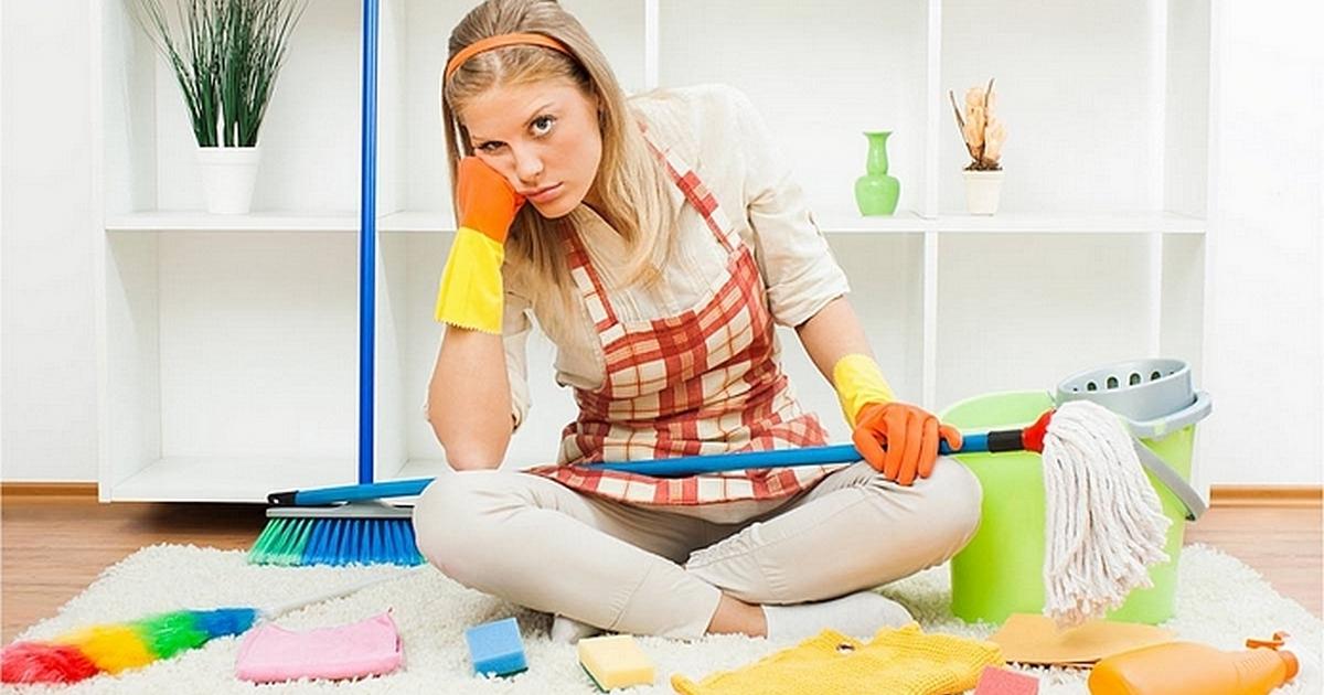 Самые распространенные ошибки при уборке квартиры