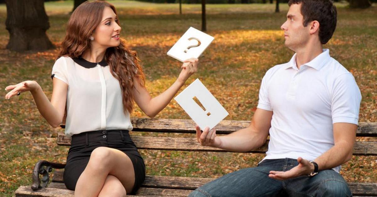 7 правил и запретов при общении с мужчиной