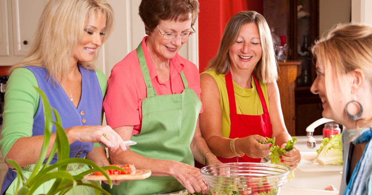 Здоровое Похудение В 40 Лет. Особенности правильного питания женщин после 40 и 45 лет