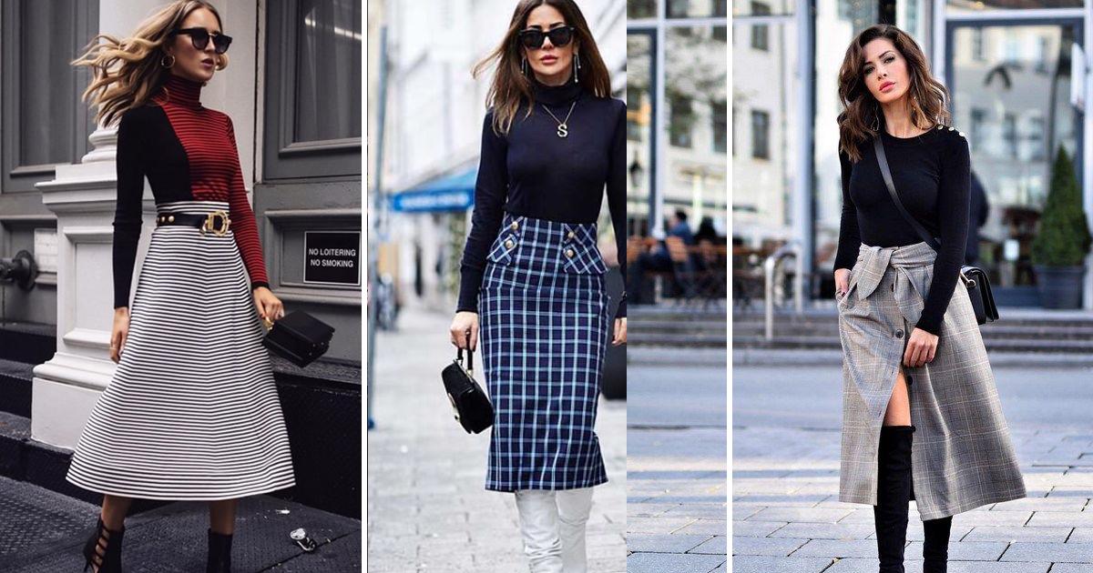 Модные юбки 2020 года: что носить этой весной