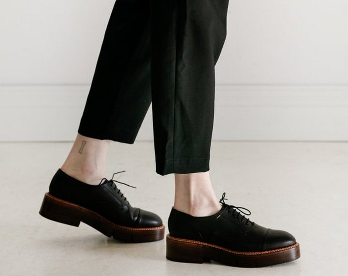 Robert Clergerie - один из любимейших брендов обуви у француженок.