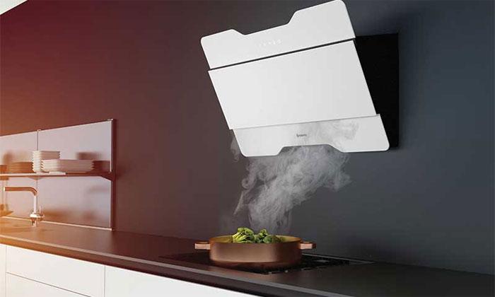 Современная вытяжка для кухни