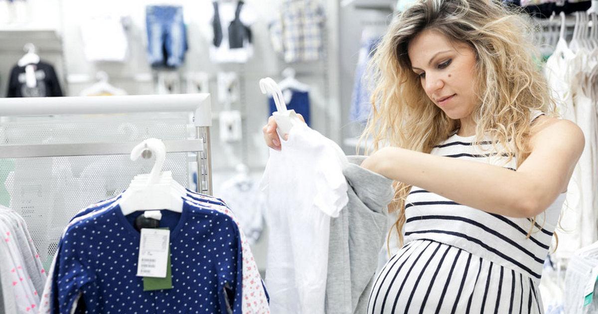 Как беременной не тратиться на гардероб и отлично выглядеть