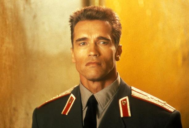 "Кадр из фильма ""Красная жара"""